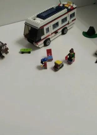 Лего трейлер сити