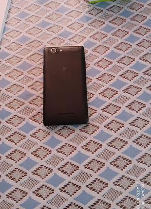 GSmart Roma R2 Black телефон смартфон
