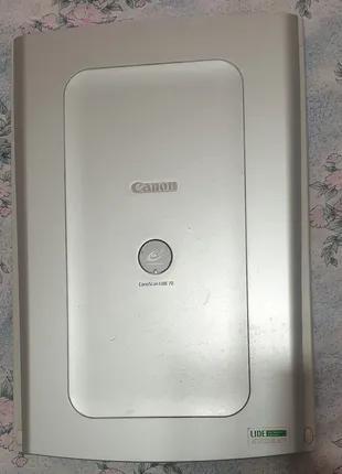 Планшетний сканер Canon CanoScan LiDE 70