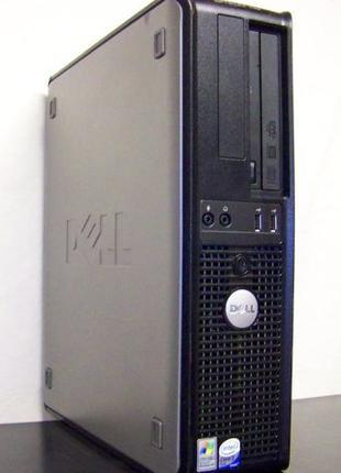 DELL OptiPlex 745 настольный стационарный ПК компьютер Системн...