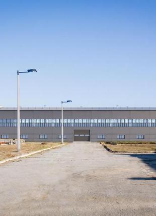 Аренда производственного помещения 6800 кв. м. в Макарове 60гр...