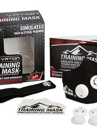 Маска для тренировки дыхания Training Mask Elevation 2.0 размер L