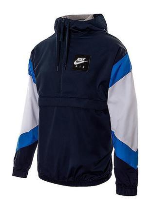 Куртка ветровка анорак бомбер nike sportswear air jacket hd wo...