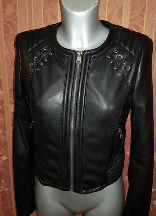 Брендовая куртка косуха оригинал