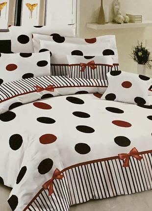 Комплект постельного белья бязь полуторный