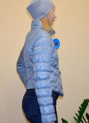 Крутая женская деми демисезонная куртка курточка columbia m се...