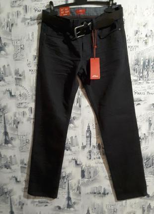 Стильные брюки для мужчины 29, м, рост 32,  s. oliver , германия