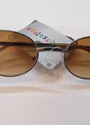 Солнцезащитные очки, стекло,от 3-х лет, c&a,уф- фильтр 3 катег...