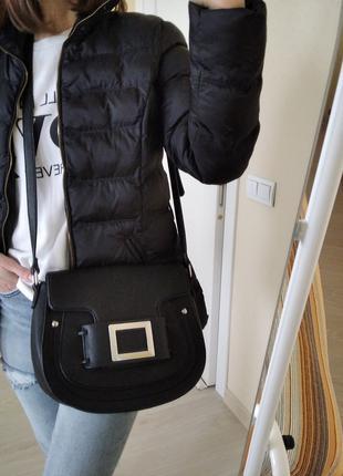 Стильная сумка из экокожи