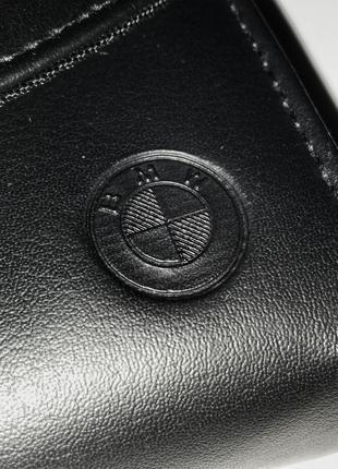 Оригинальная кожаная папка сервисной книжки и инструкции BMW БМВ