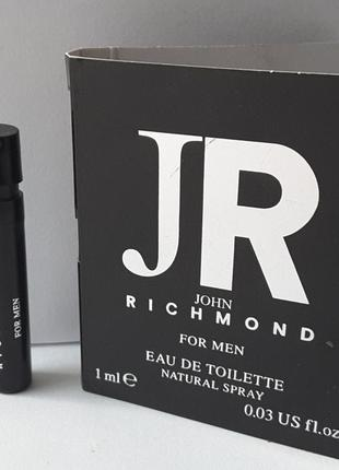 Пробник 1 мл туалетной воды john richmond john richmond for me...