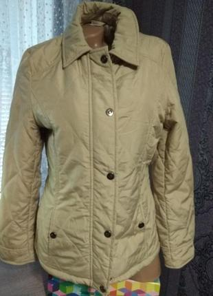 Брендовая весенняя куртка сecilia classics  размер  46 -48