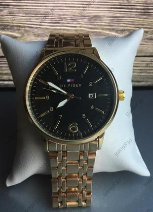 Стильные наручные часы tommy hilfiger