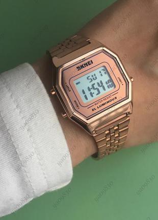 Водонепроницаемые женские наручные часы skmei, оригинал ( 3 ра...