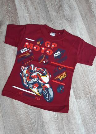 Яркие детские летние футболки для мальчика. есть опт. турция
