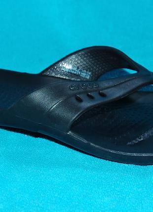 Шлепанцы crocs 38 размер