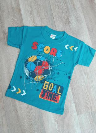 Детские футболки для мальчика. есть опт.турция