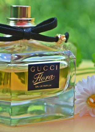 Gucci Flora by Gucci Eau de Parfum_Оригинал_5 мл затест