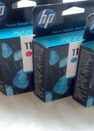 Печатающая головка HP 11 C4810A, C4811A, C4812A, C4813A