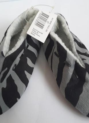 Комнатные пинетки 37 размер, ferro footwear, нидерланды