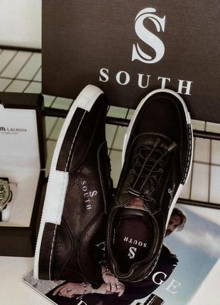 👟кеды мужские south walt black👟