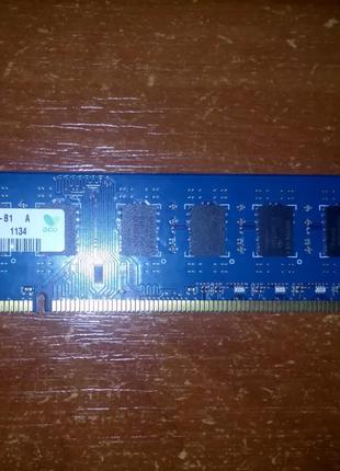 Оперативная память ddr3 (4gb)