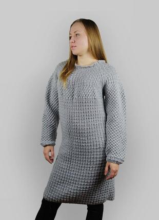 Платье с кокеткой