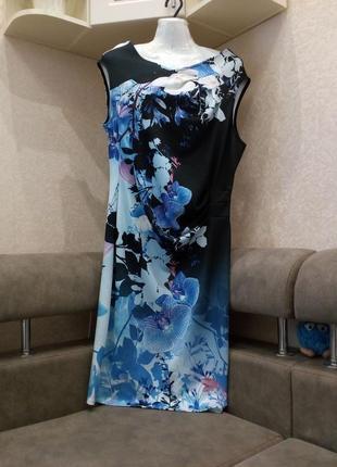 Шикарное платье бренд -lipsy №404