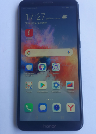 Смартфон Huawei Honor 7x 4/64