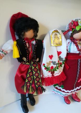 Купить куклу-оберег неразлучники