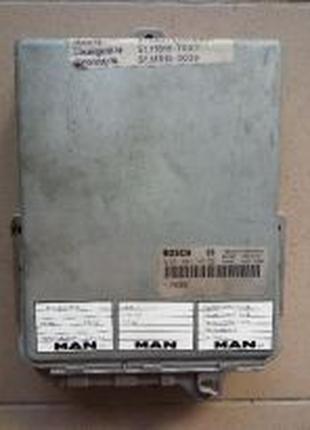Электронный блок управления двигателем МАН- 19.414