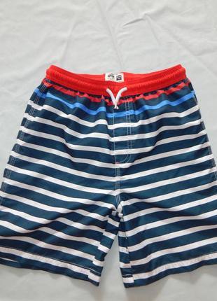 Шорты модные пляжные на мальчика 12-13 лет