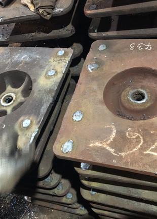 Восстановление (наплавка, реставрация) пятника грузового вагона.