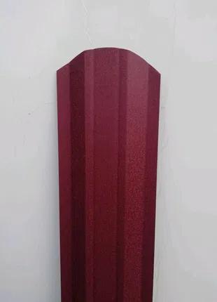 Евроштакетник, штакетник металлический, металевий штахетник
