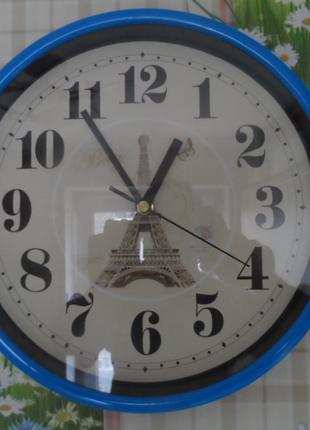 Часы настенные Эйфелевая башня №4