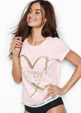Victoria's secret футболка майка pink виктория сикрет victoria...