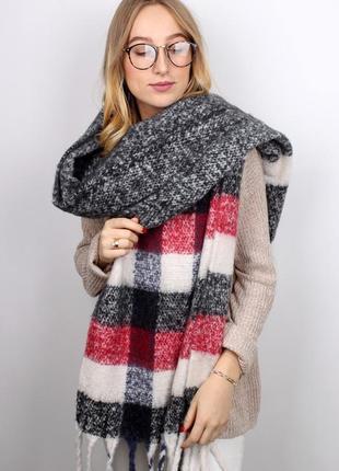 Плед ( шарф, палантин) деми / зима