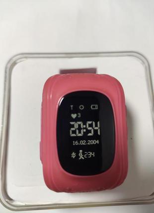 Смарт часы детские Wonlex Q50(оригинал)детские умные часы для дет