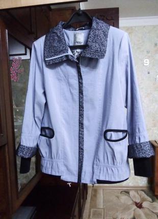 Женская куртка весенняя
