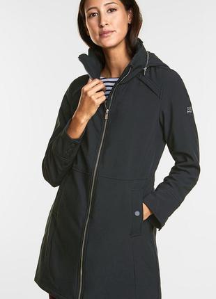 Фирменная куртка парка софтшелл, soft-shell, от немецкого брен...