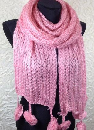 Зимний шарф.