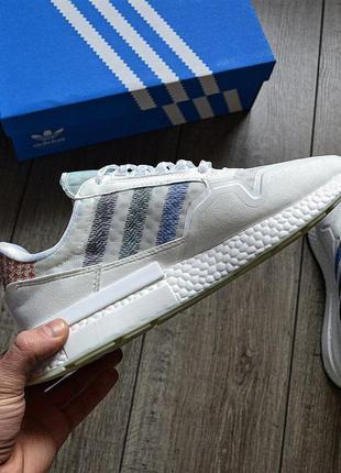 Кроссовки commonwealth x adidas zx 500 rm 'white'