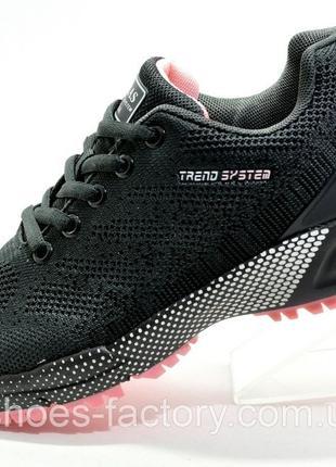 Женские кроссовки для бега Baas Marathon, Серый/Розовый, купить