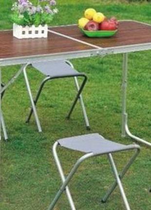 Раскладной стол для пикника SunRise