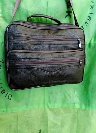 Мужская сумка а 4 город деловая оригинал .