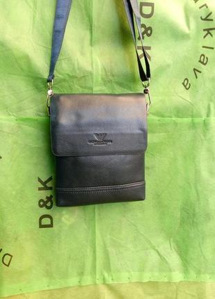 Стильная мужская сумка барсетка оригинал .