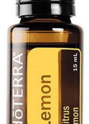 Лимон эфирное масло 15 мл, Doterra