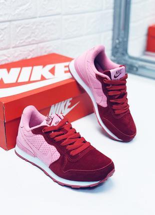 Замшевые кроссовки! женские кроссовки! яркие женские кроссовки