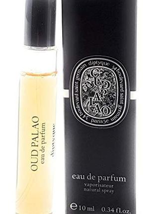 Diptyque Oud Palao eau de parfum мини затест 5 ml_Распив