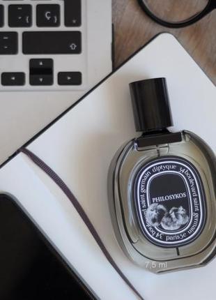 Diptyque Philosykos eau de parfum миниатюра пробник 7,5 ml  mini
